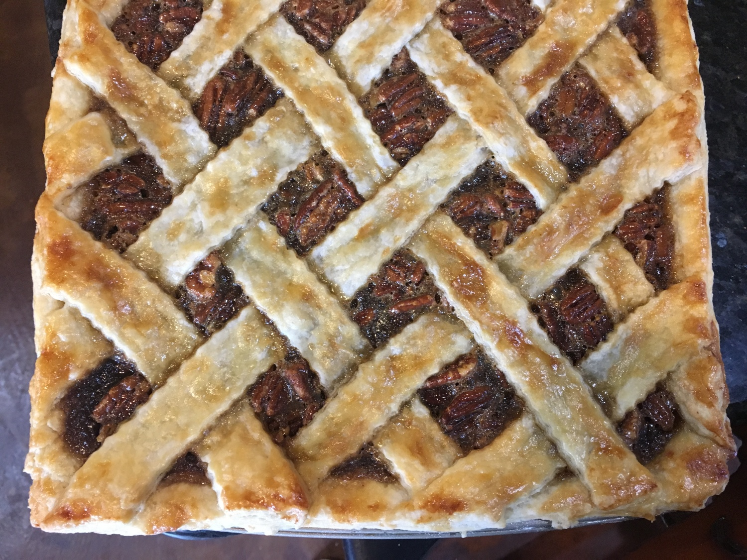 Smitten Kitchen\'s recipe for Chocolate Pecan Slab Pie and Cookbook ...