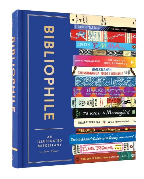 Bibliophile 3D cover