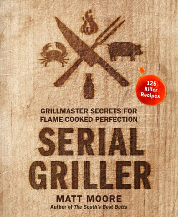 Serial Griller Cover